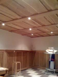 Holzdecken und Holzverkleidungen_Schreiner Maienschein aus Flieden