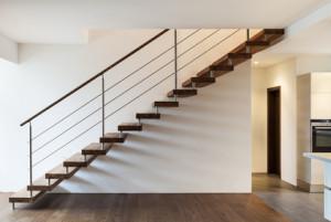 Treppe im Loft